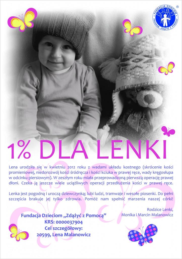 Lena Malanowicz _2014